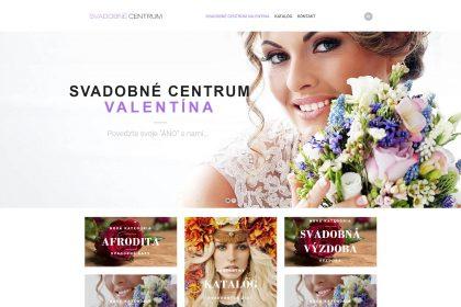 Svadobné centrum Valentína